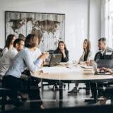 Reunião do banco digital